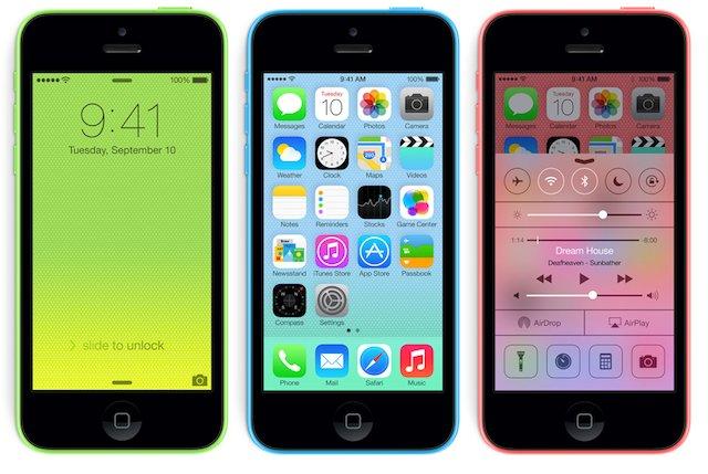 """Apple przedstawia """"taniego"""" Iphone 5C, wideo + zdj�cia"""