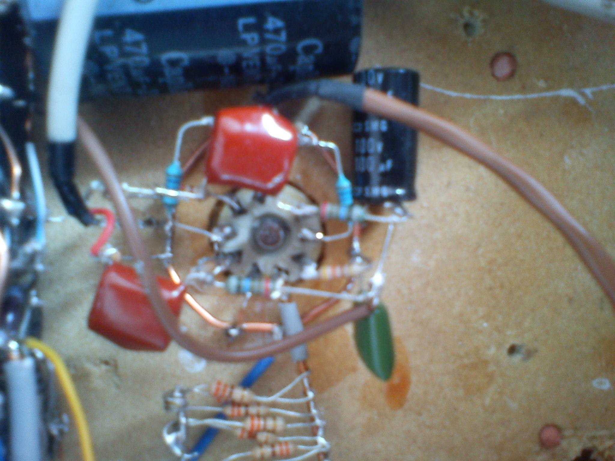 PCC88  - Bufor lampowy, napiecie na wyj�ciu