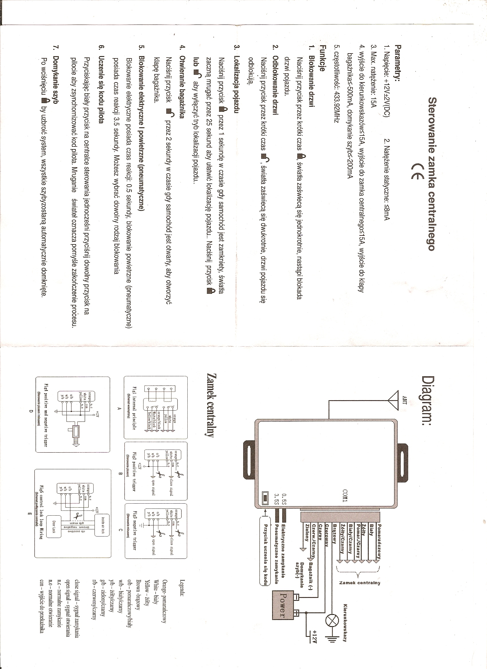 Nap�d bramy Meritum 500 (Wi�niowski) - poszukiwana instrukcja