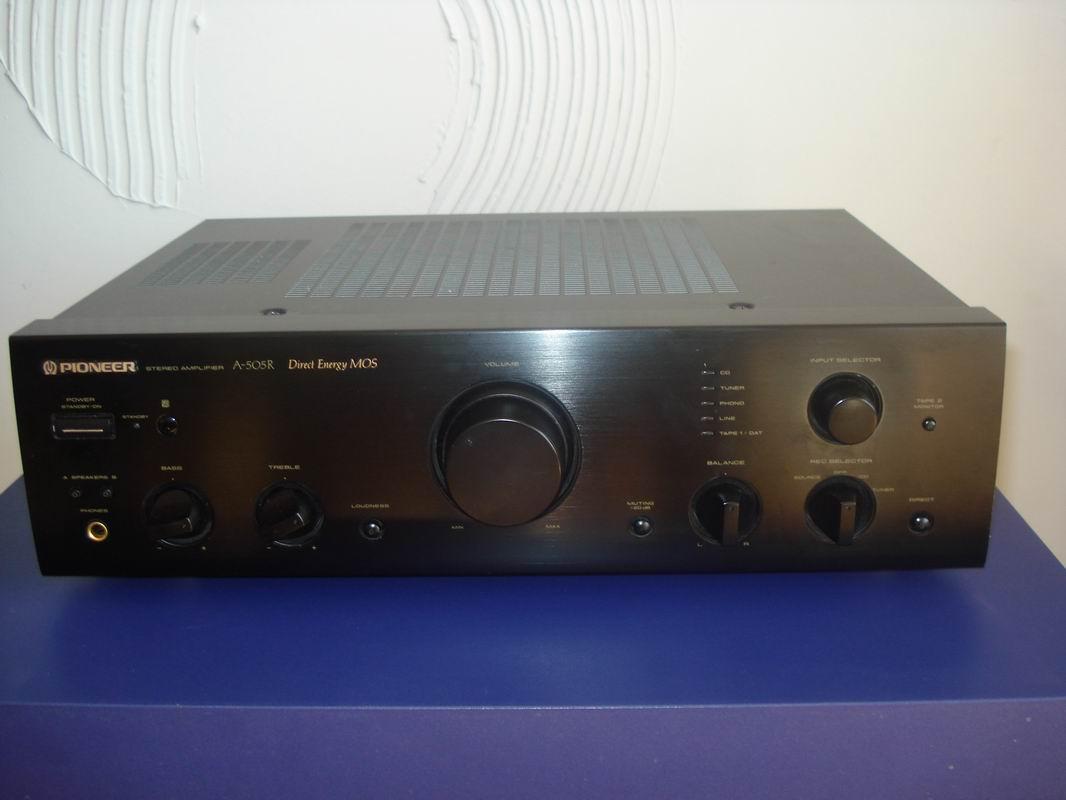 [Sprzedam] Wzmacniacz Pioneer A-505R