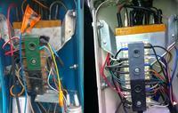 Simson SR 50 instalacja elektryczna
