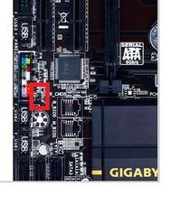 wylaczony sterownik karty graficznej - czarny ekran