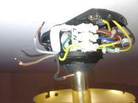 jak to pod��czty�? lampa 4 �ar�wki+wiatrak, prze��cznik schodowy