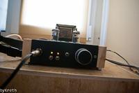 Wzmacniacz słuchawkowy OTL na PCL86