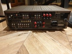 YAMAHA RX-V795aRDS - Podłączenie do TV LG 65UJ620V