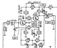 Unitra PW-8010 - Przeróbka przedwzmacniacza gramofonowego