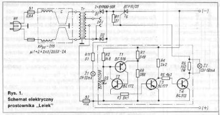 [Atmega8][bascom] Pomiar prądu zmiennego odkształconego