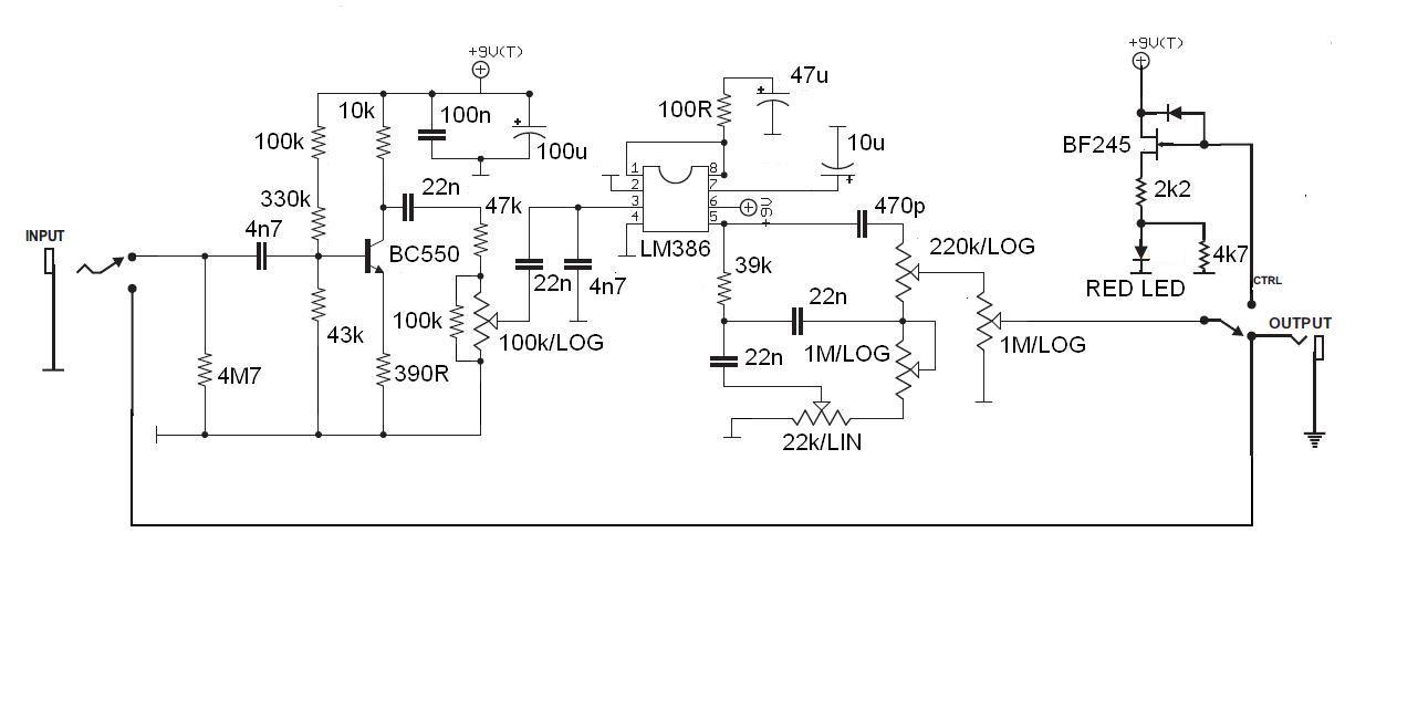 Krank Wiring Diagram Boss Bv9384nv Przester Gitarowy Distortus Maximus Elektroda Pl Gator