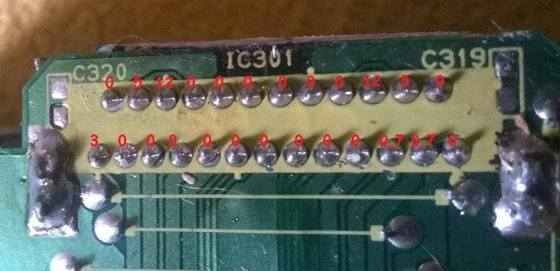 JVC KD-R35 - Po wymianie tb2926chq uruchamia si� lecz nie ma d�wi�ku.