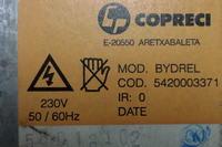 COPRECI E-20550 - Uruchomienie sterownika