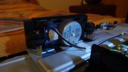 LG 22MT44DP - brak wyjścia dźwięku z odtwarzacza USB przez SCART