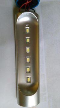 Lampa led Philips RCH10 modyfikacja układu ładowania