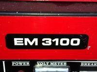 Honda EM3100 warto? Za 800z�?