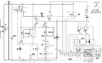 Whirlpool AWT 2084 - Silnik brak napięcia