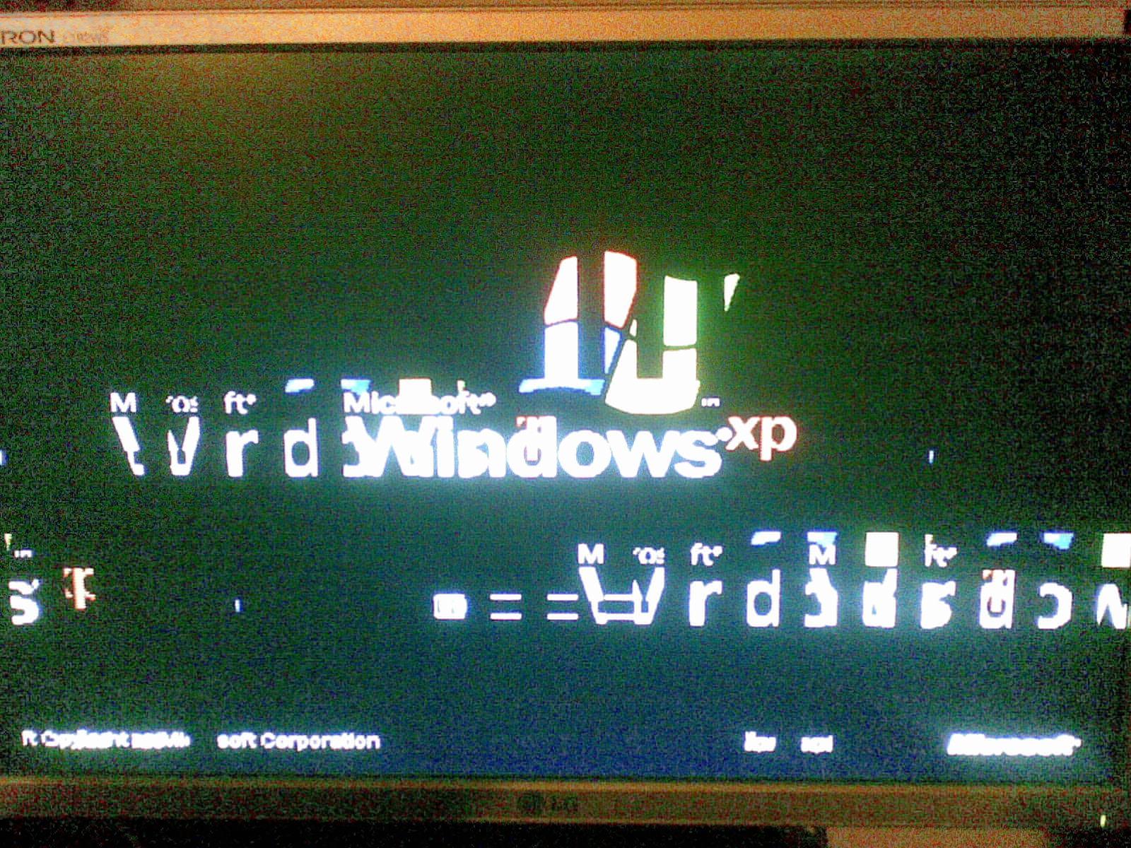 Komputer PC - po roku czasu nie chce si� uruchomi� - grafika