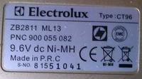 """Odkurzacz Electrolux - bardzo głośno """"chodzi"""" - wyje ..."""