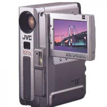 [Kupi�] niedrogo kamer� JVCGR- DVXE mini DV uszkodzon�...