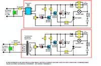 BTP 10/400 - Kolorofon na tyrystorach. Kilka pytań