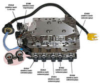 peugeot 406 2,0kat zle działa automatyczna skrzynia biegów AL4 DP0