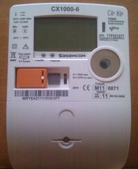 Sagecom - Procedura zmiany licznika - wpisanie danych z poprzedniego urządzenia