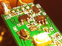 Uszkodzona bateria epapieros efog passtrough VV (regulowane napięcie 3-6V)