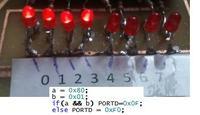 [ATmega8][avr-gcc] Bariera optyczna