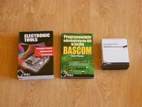 [Sprzedam] Zestaw ZL2AVR, Ksi��ka do zestawu, programator USB SIBIT, dodatki