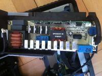 Acer x110 - Lampa blyska ale nie Świeci