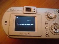 B��d E:61:10 w Sony Cyber-Shot DSC-P52