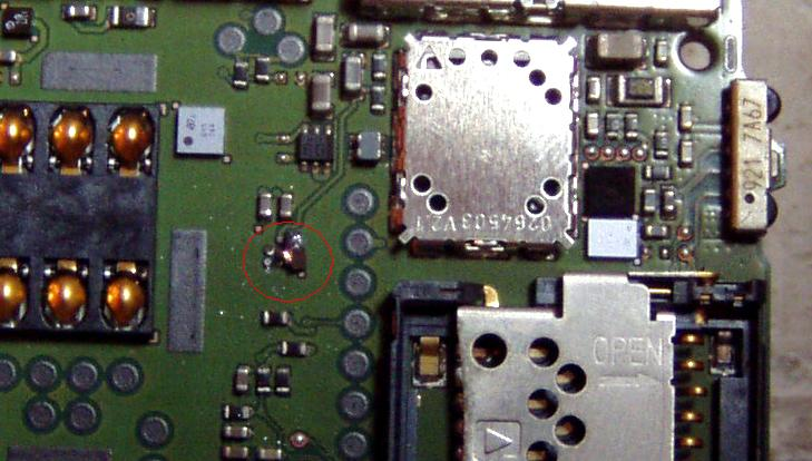 Nokia 3110 nie dzia�a mikrofon