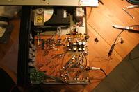 Modyfikacja CD Onkyo DX-6810 - dołożenie wyjścia optycznego