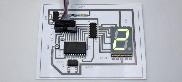 Squink - prywatna, zintegrowana 'fabryczka' uk�ad�w elektronicznych dla amator�w