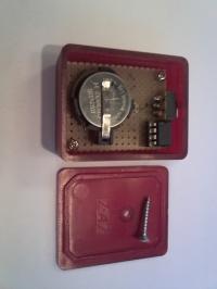 Elektroniczna kostka do gry na PIC12F683
