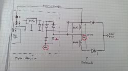 Projekt prostownika na układzie TCA785
