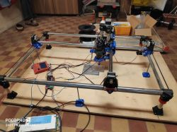 MPCNC - a printed CNC milling machine!