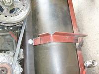 Poręczny kompresor warsztatowy
