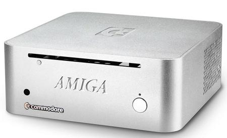 Commodore AMIGA powraca tym razem jako small PC