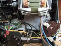 Regulacja obrotów silnika asynchronicznego