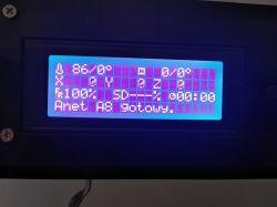Anet A8 - błędne odczyty temperatury