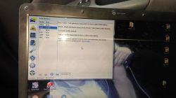 Ford Fiesta 1.3 LPG check engine