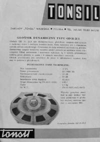 Natańsze & najlepsze RETRO - Tonsil GDN 16/10 i GDW 6.5