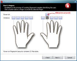BIOS Lenovo - do czego służą funkcję w zakładce Security?