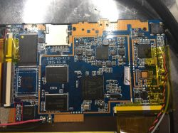 selecline MID11Q9L - hard reset w tablecie