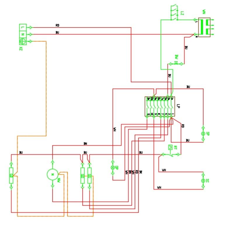 W Mega Rozwiązano] Kuchenka Amica 51GE2.33ZPP(W)ECO - podłączenie UF39