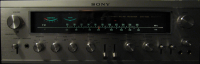 Amplituner Sony STR-7065 - tuner radiowy nie gra w stereo