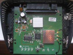 Linksys E2000 - Uceglony router, uszkodzony bootloader na kości Flash