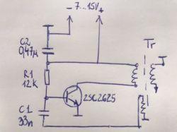 Jaka jest częstotliwość pracy układu??