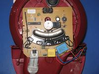 Odkurzacz Philips FC9236 - nie dzia�a regulacja obrot�w