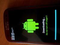 Samsung Galaxy S3 - Tylko tryb downloading i błąd w programie Odin