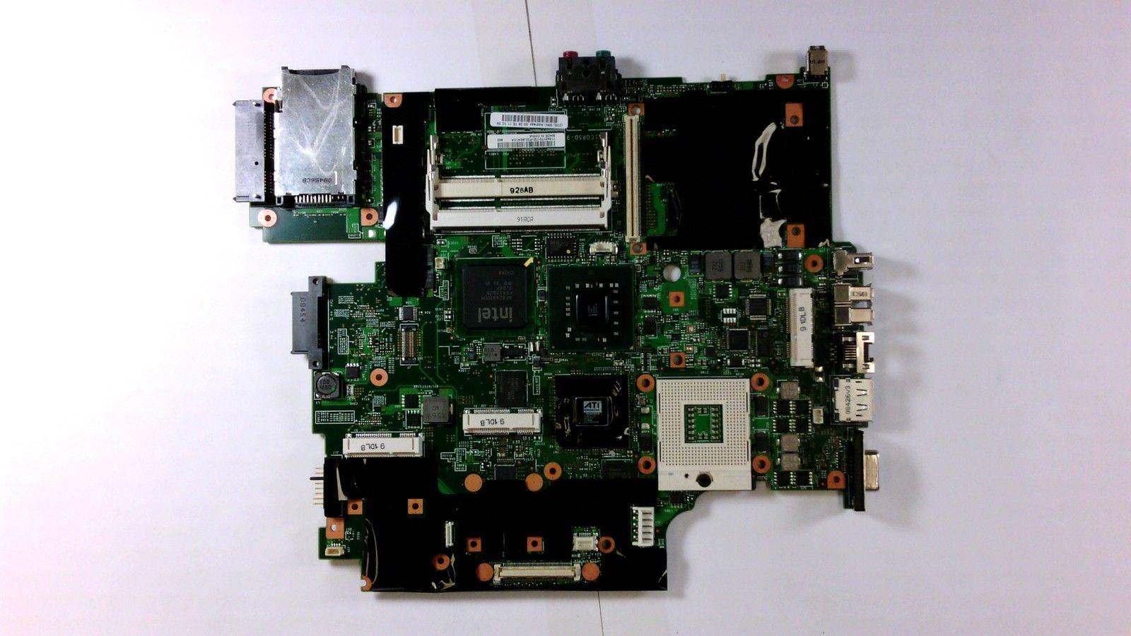 Thinkpad T500 - Nie �aduje baterii
